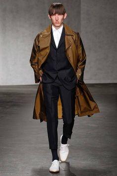 E. Tautz   Spring 2015 Menswear Collection   Style.com