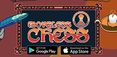 Fun Puzzle Game 'Moveless Chess' Launching October 13th