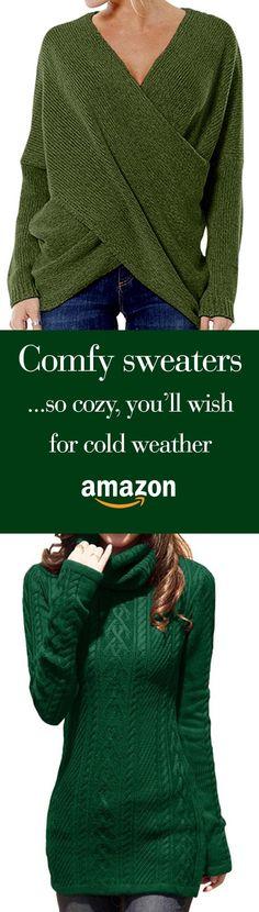 Be warm AND stylish with Amazon Fashion.