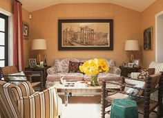 Q&A with Peter Dunham of Hollywood at Home - Behind the Design - Dering Hall