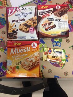 ? Muesli, Weigth Watchers, Snack Recipes, Snacks, Lidl, Frosted Flakes, Pop Tarts, Breakfast, Food