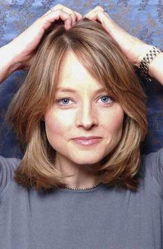 Jodie Foster  Ein Frühlingstyp-aber welcher? Sie denken egal?! Nein, das macht wirklich viel aus.
