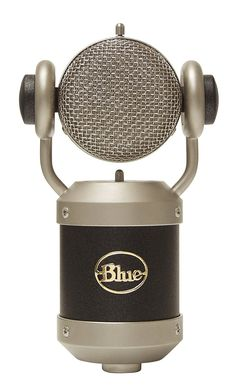 Blue Microphones Mouse Microphone Kc:  Blue's famous hand-built large diaphragm capsule Larger-than-life sound with a boost in the upper and lower frequencies and a strong presence Transformer balanced Class A discrete amplifier circuit Integrated suspension shockmount and rotating head for optimal placement