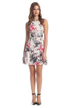 Arundel Gardens Dress - Shoshanna Lonstein