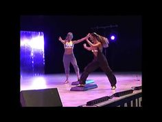 """STEP AEROBIC MASTER CLASS """"step in the big city"""" - YouTube Step Aerobics, Master Class, Concert, City, Videos, Youtube, Concerts, Cities, Youtubers"""