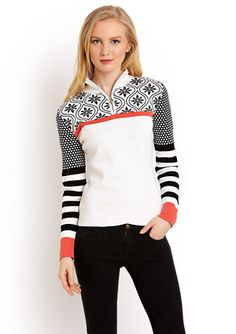 quintessential ski sweater