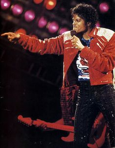 Michael Jackson Big part of my childhood