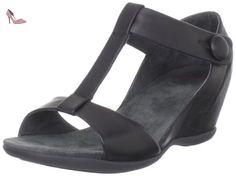 Camper Eses, Sandales femme - Noir, 40 EU - Chaussures camper (*Partner-Link)