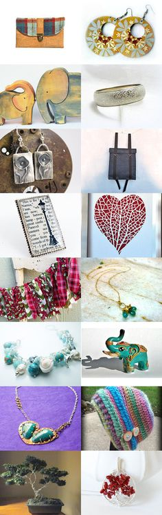 Tuesday Gift Guide by Jessica Wensell Murray on Etsy