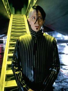 Gary Oldman in 5th Element Costume Design Jean-Paul Gaultier