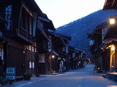 木曽路の美しき宿場,奈良井宿 / Narai-juku,beautiful historic Post town