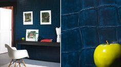 Elitis wall paper papel de pared lo encuentras en la tienda de lovegallery en la calle del conde n7 o en la wed www.lovegallery.es