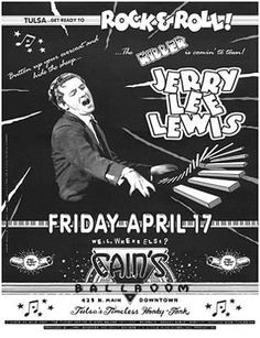 jerry lee lewis pinterest | jerry lee lewis poster