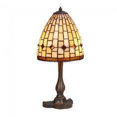 Lámpara de mesa Art cristal Tiffany