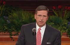Elder Kevin W. Pearson: 'Stay by the tree' | Deseret News