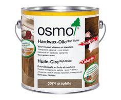 Huile Cire Colorée Graphite OSMO