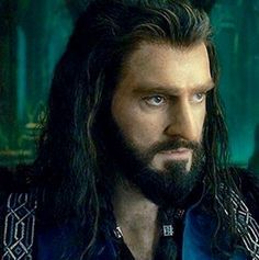 Thorin in blue