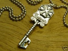 Resident Evil Necklace I need this!!