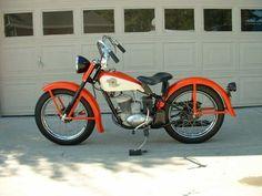 Photos   Harley Hummer , Harley 165 , Harley 125, Antique Harley Davidson