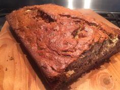 Bannana and white chocolate bread