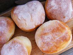 szeretetrehangoltan: Angol zsömle (English muffin)