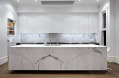 trendsideas.com: architecture, kitchen and bathroom design: On the face of it – modern classic kitchen designed by Morgan Cronin