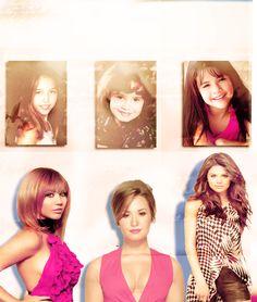 Demi Lovato #Selena Gomez #Miley Cyrus #manip # | Demi Lovato #Miley Cyrus #Selena Gomez #Delena #demilena #Milena # ...