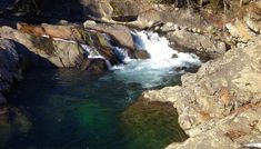 The Sinks Waterfall & Swimming Hole
