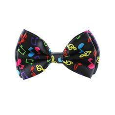 Fashion music Pattern two-layer Bow tie for Men Men's Unisex Tuxedo Dress Bowtie / Butterfly Brand New
