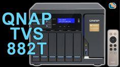 QNAP TVS-882T NAS - DAS Setup - Features & Performance