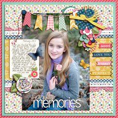 Everyday Memories - Scrapbook.com