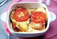 Blitz-Schinken-Käse-Auflauf Rezept