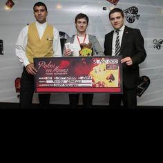 "Ramiro Graells ganó el ""Poker en Llamas"" en Melincué"
