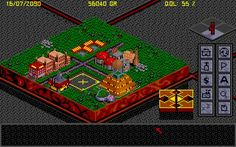 Download Utopia: The Creation of a Nation simulation retro game - Abandonware DOS