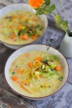 Recept: Thaise Coconut Soup | The Green Happiness