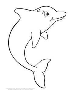 how to draw love dolphins, dolphin heart step 10