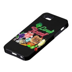 I Love Food Fudebots  by Valxart.com on iPhone 5 Case   See more at http://www.zazzle.com/valxartgarden/gifts?gp=105978322232434310 or Valxart garden sZazzle store at http://zazzle.com/valxartgarden*  or http://zazzle.com/valxart*