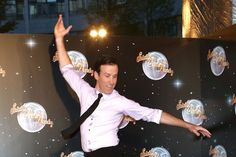 Anton Du Beke Strictly Come Dancing - Red Carpet Launch