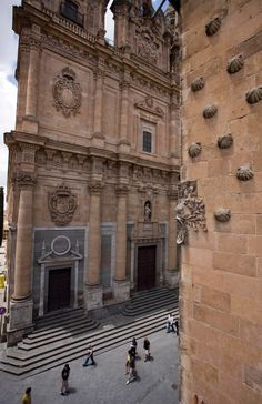 La Clerecía, Salamanca.- 10 visitas obligadas en una escapada a Salamanca España.