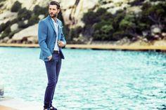 Austin Reed Spring/Summer 2014 Men's Lookbook   FashionBeans.com