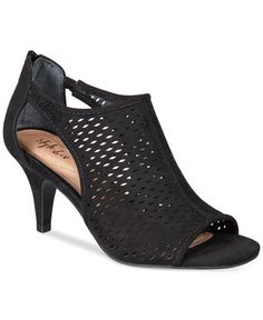 32a9962192591 Style & Co Haddiee Ankle Shooties, Created for Macy's & Reviews - Sandals &  Flip Flops - Shoes - Macy's