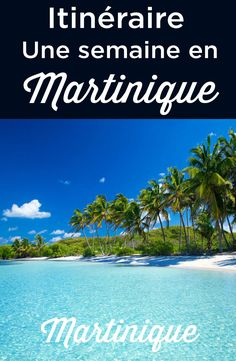 Itinéraire une semaine en Martinique Travel Destinations, Travel Tips, Destination Voyage, England, Digital Nomad, West Indies, New Adventures, South America, Places To Visit