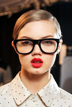 Lindsey Wixson, crushing it as usual