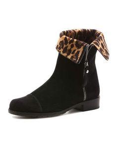 Duluth Cuffed Boot, Nerel