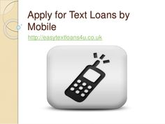 When to Apply for Instant Text #Loans? @easytextloans @ http://www.articlesfactory.com/articles/finance/when-to-apply-for-instant-text-loans.html