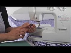 Sewing Basics : How to Use Invisible Sewing Thread