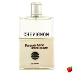 Chevignon Forever Mine Into The Legend for Women Eau De Toilette Spray 100ml/3.33oz #Chevignon #Fragrance #Woman #StrawberryNET #Discount