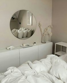 Home Room Design, Dream Home Design, Home Interior Design, Room Ideas Bedroom, Home Decor Bedroom, Minimalist Room, Aesthetic Room Decor, My New Room, House Rooms