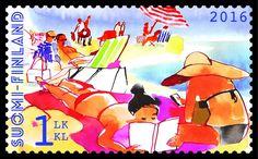 Uudet postimerkit 6.5. - latokuvakisan satoa postimerkeissä ... Tobias, Country Of Origin, Postage Stamps, Finland, Origins, Countries, Paper, Collection, Design