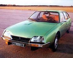 Citroen CX 1975